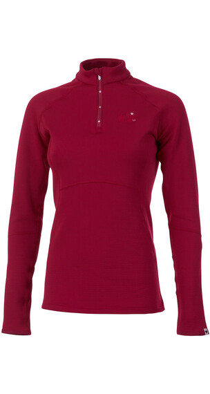 Maloja ZulaM. LS Shirt Women fruit tea